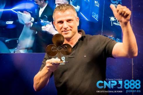 Manuel Clement, campeón nacional