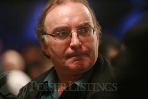 Parkinson, padre del poker moderno en Europa