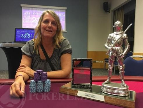 Soile Lerviks, ganó el Ladies Event