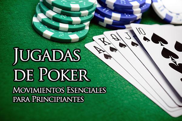 jugadas poker
