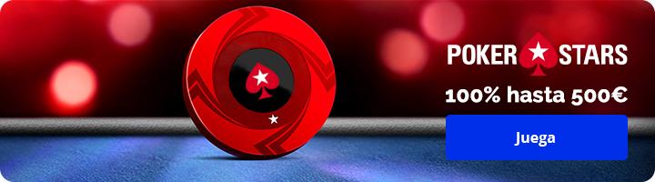 oferta de bono de Poker stars