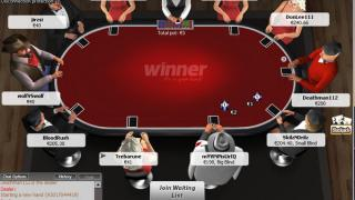 Winner Poker Table