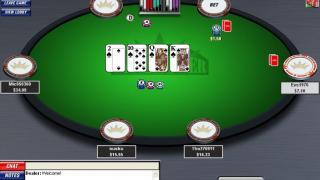 Inter Poker Mesa