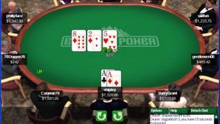Everest Poker Mesa
