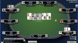 Carbon Poker Mesa