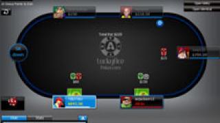 Lucky Ace Poker Mesa