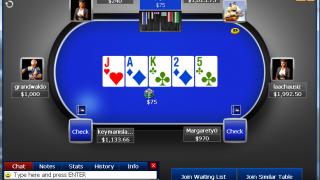 Poker770 Mesa