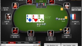 Titan Poker Mesa