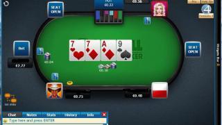 William Hill Poker Mesa