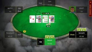Ladbrokes Poker Mesa