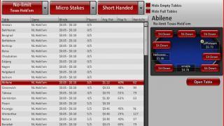 RedKings Poker Lobby