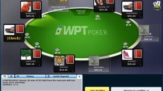 WPT Poker Mesa