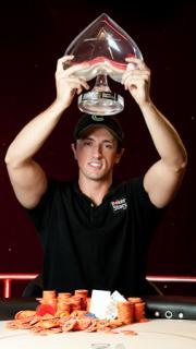 Carter, campeón del EPT de Barcelona