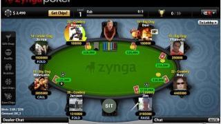 Facebook Poker