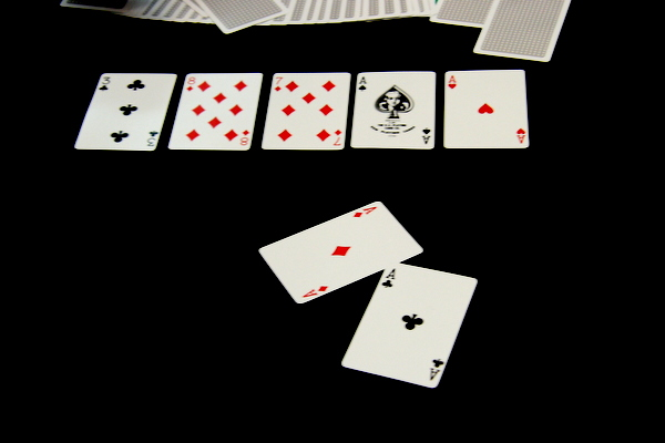 Mejores manos texas holdem poker