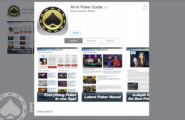 PokerListings All-in Poker Guide