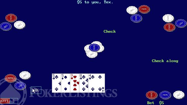 Ante Up Poker