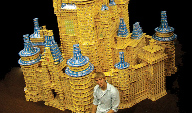 Bryan Berg: El famoso Castillo Disney