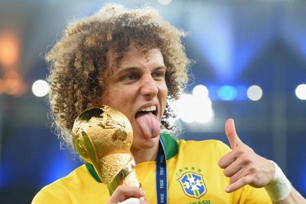 David Luiz (Brasil)'