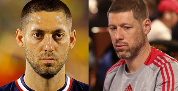 Clint Dempsey y Huck Seed