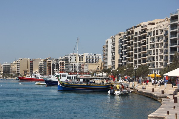 Ferris y cruceros de Malta