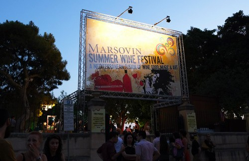 Festival de vino Marsovin