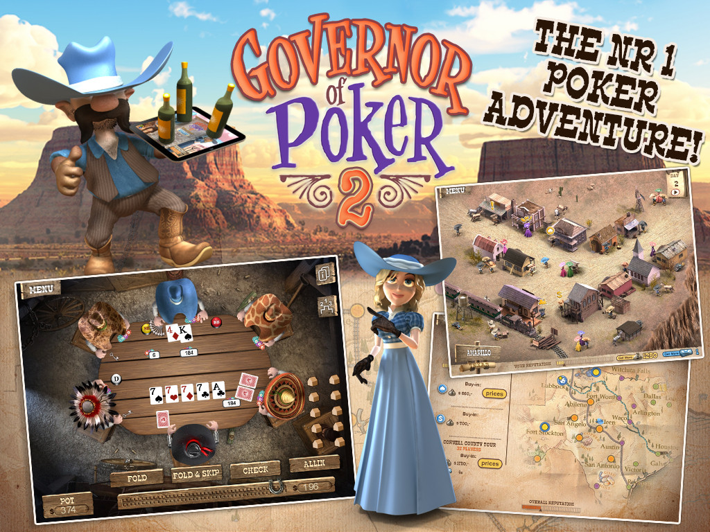 Governor of poker 2 ifunbox