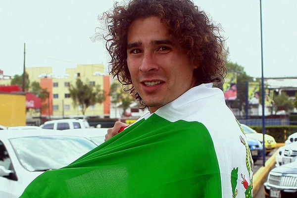 Guillermo Ochoa (México)'