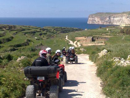 Quads en Malta