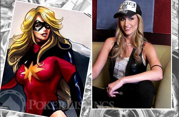 Ms. Marvel-Vanessa Rousso