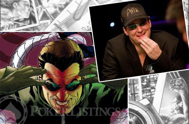 Doctor Octopus-Phil Hellmuth