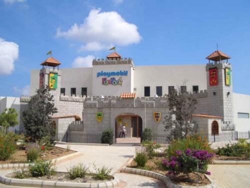 Parque Playmobil Malta
