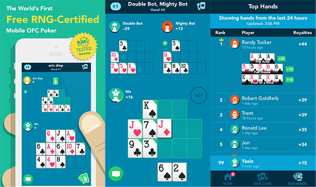 Pineapple Poker app