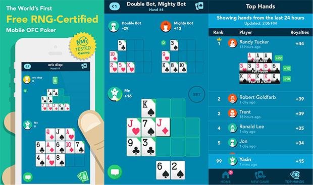 Pineapple Poker app