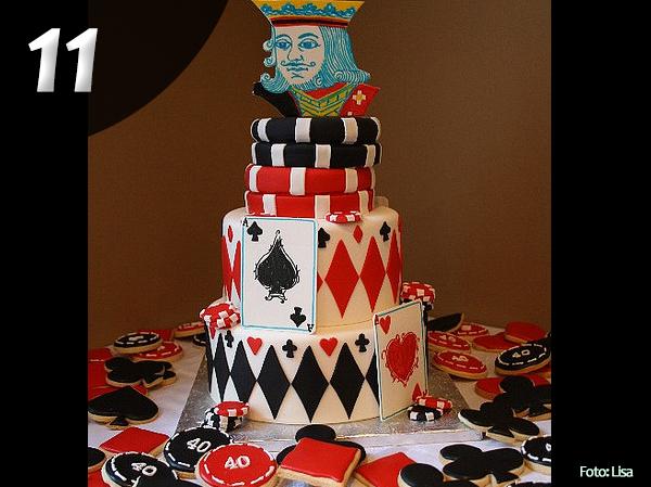 Tartas de Poker 11