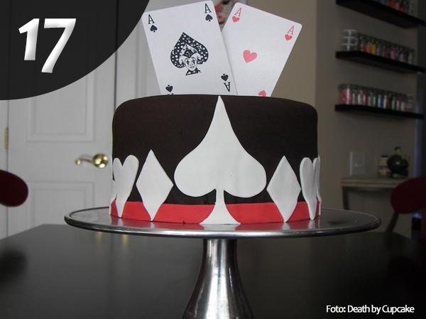 Tartas de Poker 17