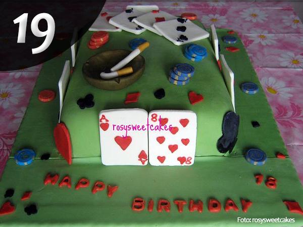 Tartas de Poker 19