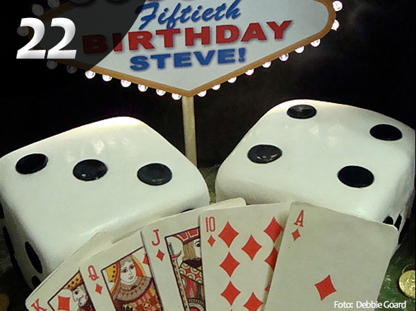 Tartas de Poker 22