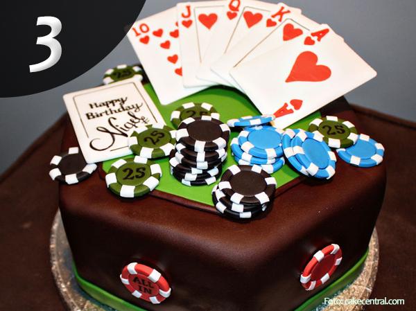 Tartas de Poker 3