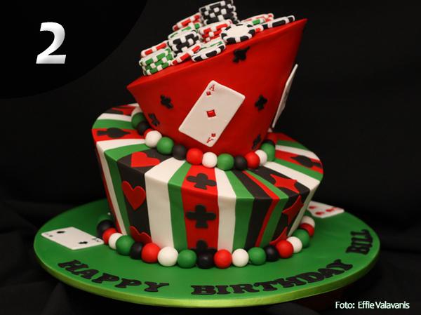 Tartas de Poker 2