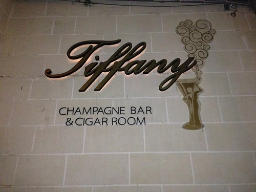 Tiffany Champagne Malta