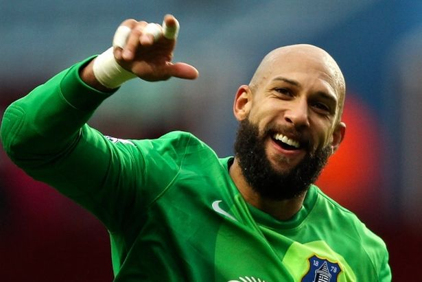 Tim Howard (EEUU)'