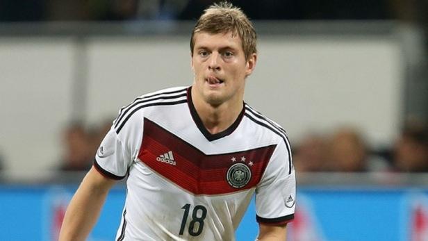 Toni Kroos (Alemania)'