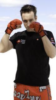 Boxeo Lex Veldhuis
