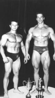 John Citrone y Arnold