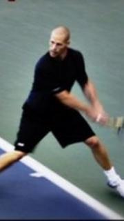 Patrik Antonius tenis