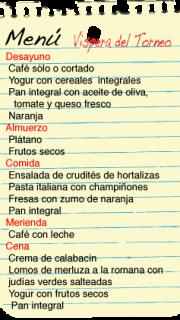 menu visperas