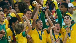 Brasil Confederaciones 2013