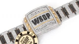 Brazalete WSOP 2014