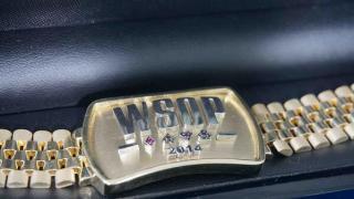 Brazalete WSOP